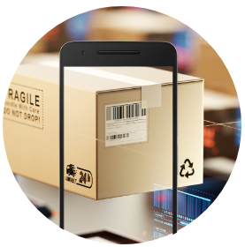 RX-enabled DSCSA approved scanner for pharmacy management software